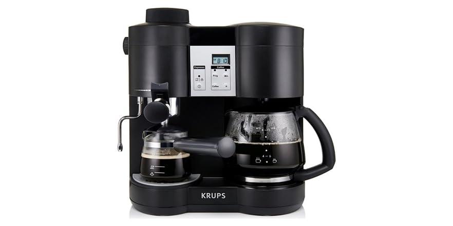 how to take apart a krups espresso machine