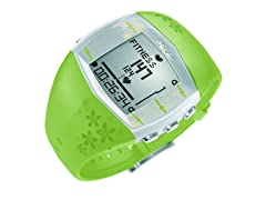 FT40 Women's Green Basic Fitness Watch