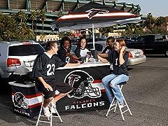 NFL Barstools - Set of Four