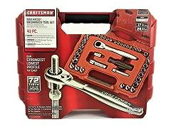 Craftsman 41-Piece Socket Set