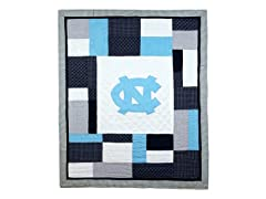 North Carolina Quilted Throw