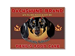 Dachshund Devil (2 Styles)
