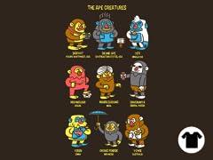The Ape Creatures