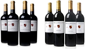 4-Packs Wellington Vineyards Mixes Zinfandel Red Wine