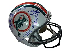 1972 Miami Dolphins Multi Signed Replica