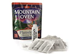 Mountain Oven Flameless Heating Kit 6-Pk