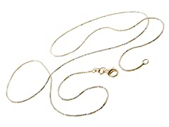 18kt Gold Plated Snake Design Chain