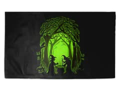 Into the Woods 3' x 2' Rug