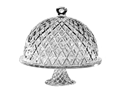 Muirfield Pedestal Plate with Dome