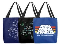STEM Tote Bags!