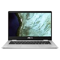Deals on Asus C423NA 14-inch Chromebook w/Intel Celeron N3350