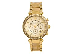Michael Kors MK5632 Gold-Tone Stainless Watch
