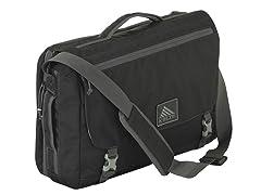 Starliner Messenger Bag, 19-L - Raven