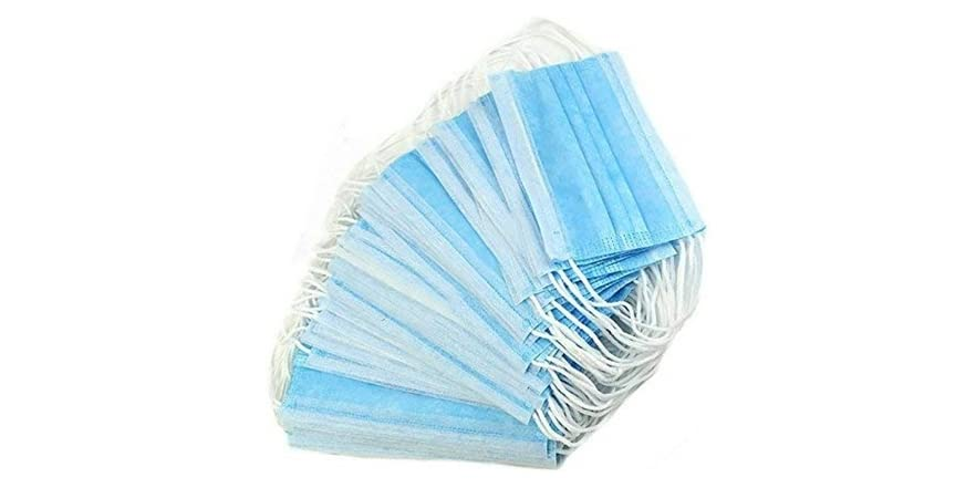 Disposable Face Masks by Perfect Stix (Pack of 15) | WOOT