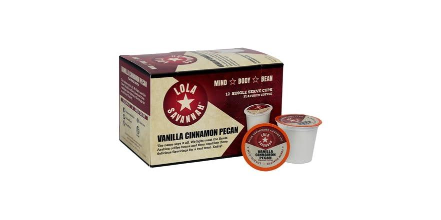 Lola Savannah Variety Coffee Pods, 72 Count | WOOT
