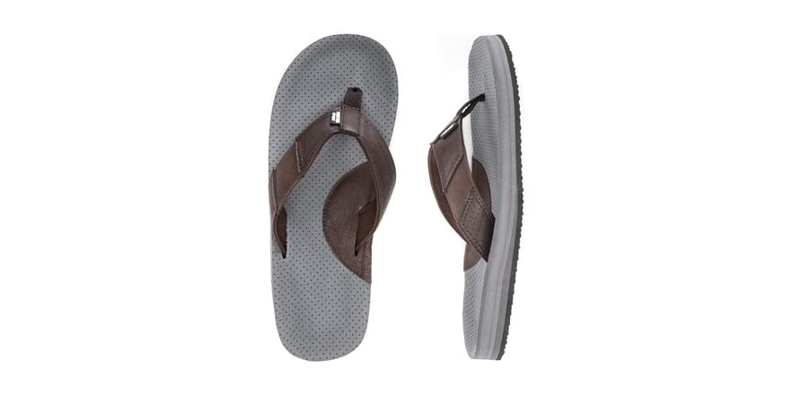 77c7c0d8353 MUK LUKS Men s Mason Flip Flops
