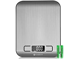 Etekcity Food Digital Kitchen Scale