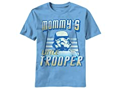 Mommy's Little Trooper Tee (4-7)