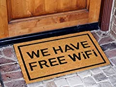 Clever Doormats