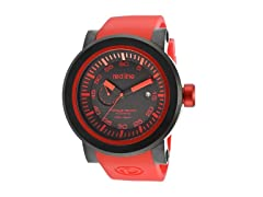 Torque Automatic, Red / Black