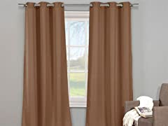 Lena Panels Set of 2- 6 Colors