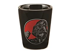 Vader Ceramic Shot Glass