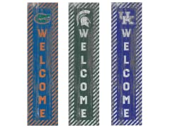 "Fan Creations NCAA 48"" Welcome Outdoor Sign A-M"