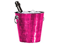Oggi Champagne Bucket - Pink