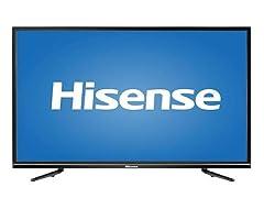 """Hisense 32"""" 720p LED HDTV"""