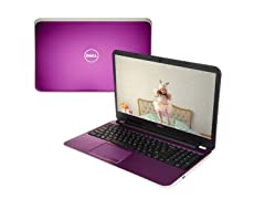 "Inspiron 17.3"" Intel i5 Laptop - Purple"