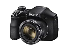 Sony 20.1MP Digital Camera with 35x Optical Zoom