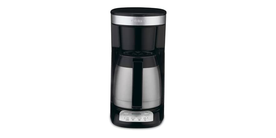 Cuisinart Coffee Maker Keeps Beeping : Cuisinart 10-Cup Thermal Coffee Maker