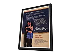 Heathers 27x40 Framed
