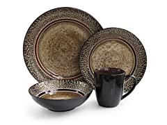 Markham Square 16Pc Dinnerware Set
