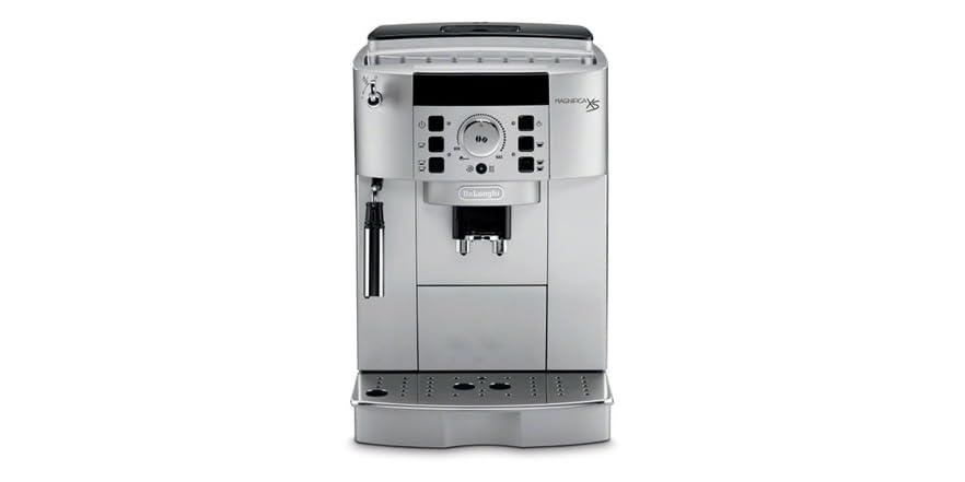 delonghi magnifica s espresso machine. Black Bedroom Furniture Sets. Home Design Ideas