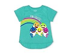 Baby Shark Shirt for Girls