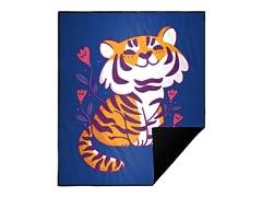 """""""Tiger Blooms"""" Camp Blanket"""