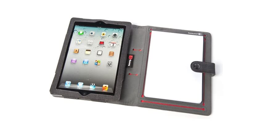 Booqpad for iPad 2/3/4