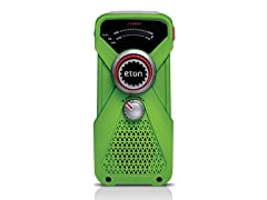 Etón FRX1 Hand-Powered Weather Radio