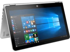 "HP Pavilion x360 15"" Touch Intel 1TB Laptop"