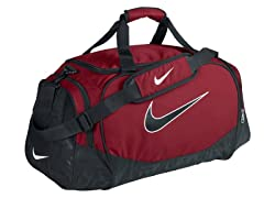 Nike Brasilia 5 Duffel Medium Bag - Red