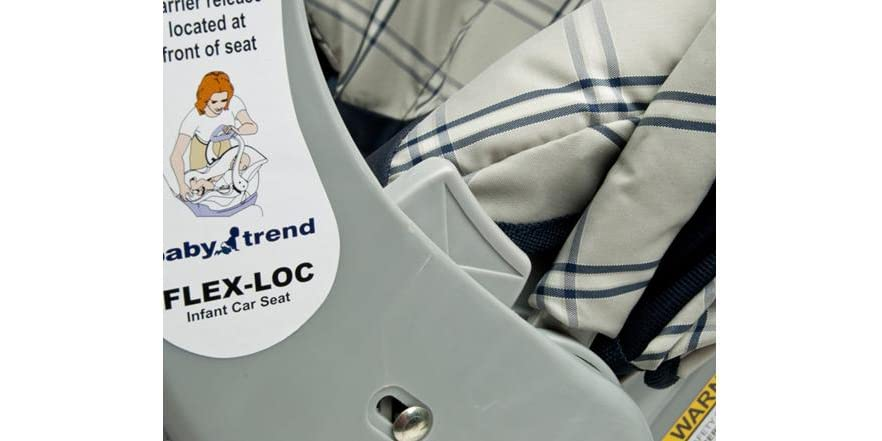 baby trend flex loc infant car seat and base. Black Bedroom Furniture Sets. Home Design Ideas