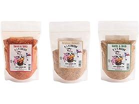 3-Flavor F.I.T Brine Spice Blend Sampler