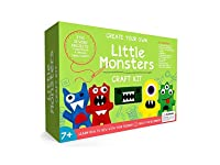 Deals on CraftLab Little Monsters Beginners Sewing Craft Kit for Kids