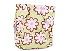 Flower Child Cloth Diaper