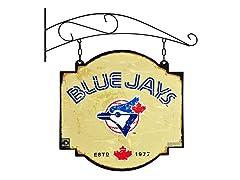 Toronto Blue Jays Vintage Tavern Sign
