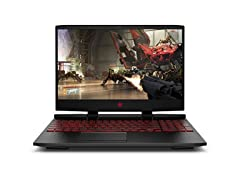 HP OMEN 15-dc0091cl Intel i7 144Hz