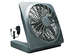 "O2COOL 10"" Portable Fan"