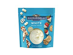 Ghiradelli Chocolate White Candy Making Wafers, 10 Oz