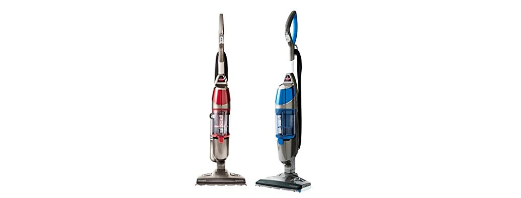 Bissell Symphony Vac + Steam Mop